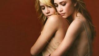 Twins naked Olswin