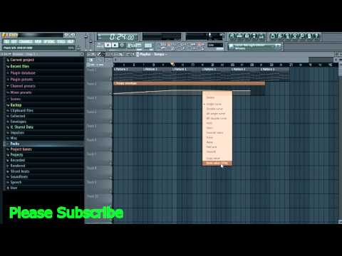 FL Studio: how to Automate Tempo, and Change Time Signatures