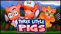 NEW SLOT!!! 🎰 The Three Little Pigs 🐷🐷🐷 The Slot Cats 🎰😺😸