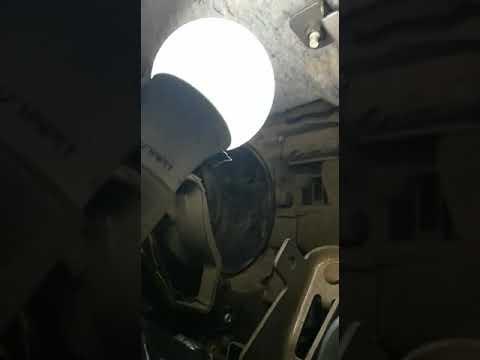 Замена вентилятора печки в Nissan Tiida хэтчбэк №3