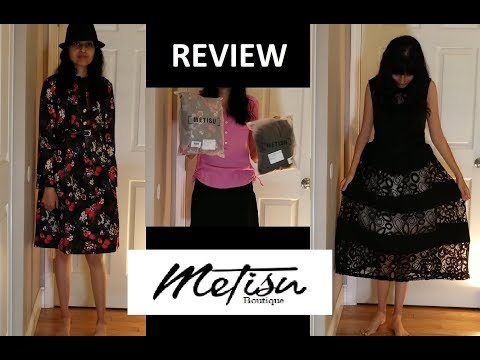 best website free delivery for sale Metisu Try On Review July 2018