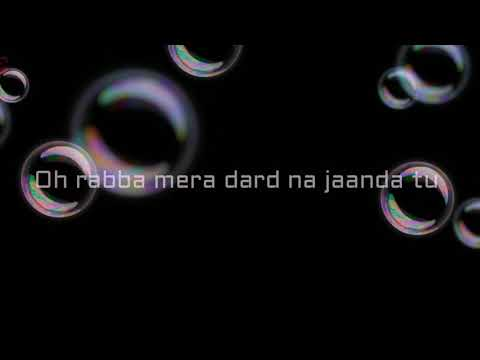 dard e dil musahib lyrics song