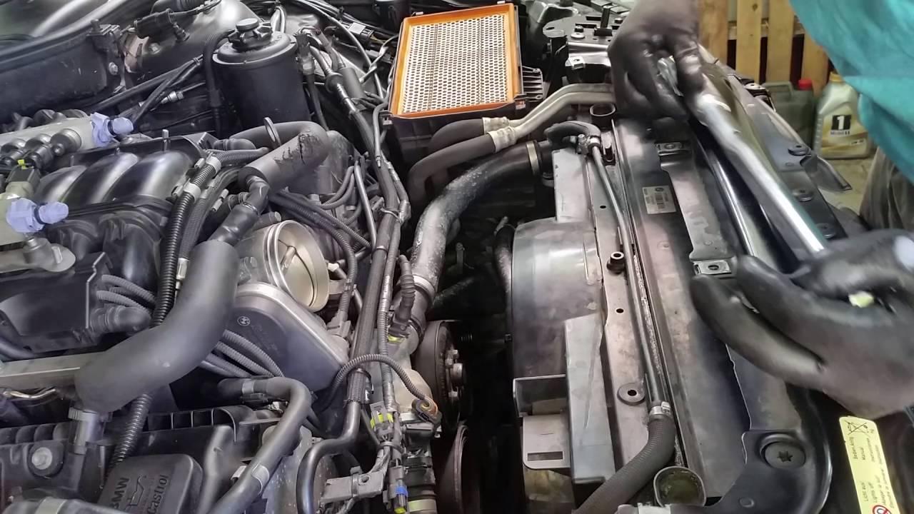 Bmw E39 530d Keilriemen Wechseln Anleitung