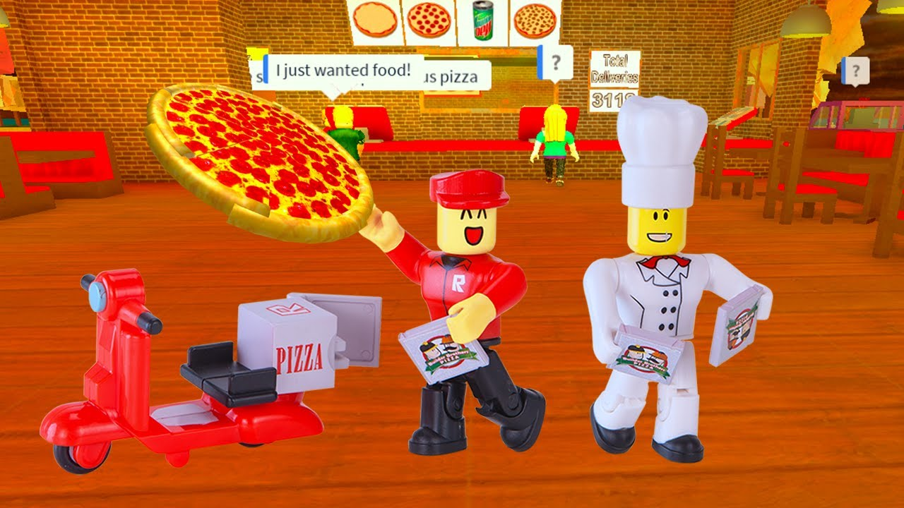 Roblox Work At A Pizza Place Toys