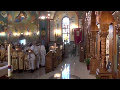 St. George Serbian Orthodox Church Centennial Sunday, 10/23/2011 Part Four