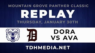 Panther Classic - Dora vs Ava 1-30-20 Full Game