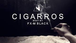 """CIGARROS"" HIP-HOP RAP INSTRUMENTAL BEAT GUITARRA BASE SOMBRIO PISTA (PROD FX-M BLACK)"