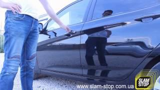 Доводчик двери на Hyundai Accent – Дотяжка автомобильных дверей SlamStop(Доводчик автомобильных дверей SlamStop: http://slam-stop.com.ua/about Обеспечивает автоматическое, плавное закрытие двери..., 2015-03-31T06:54:10.000Z)