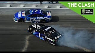 Monster Energy NASCAR Cup Series- Full Race -Advance Auto Parts Clash