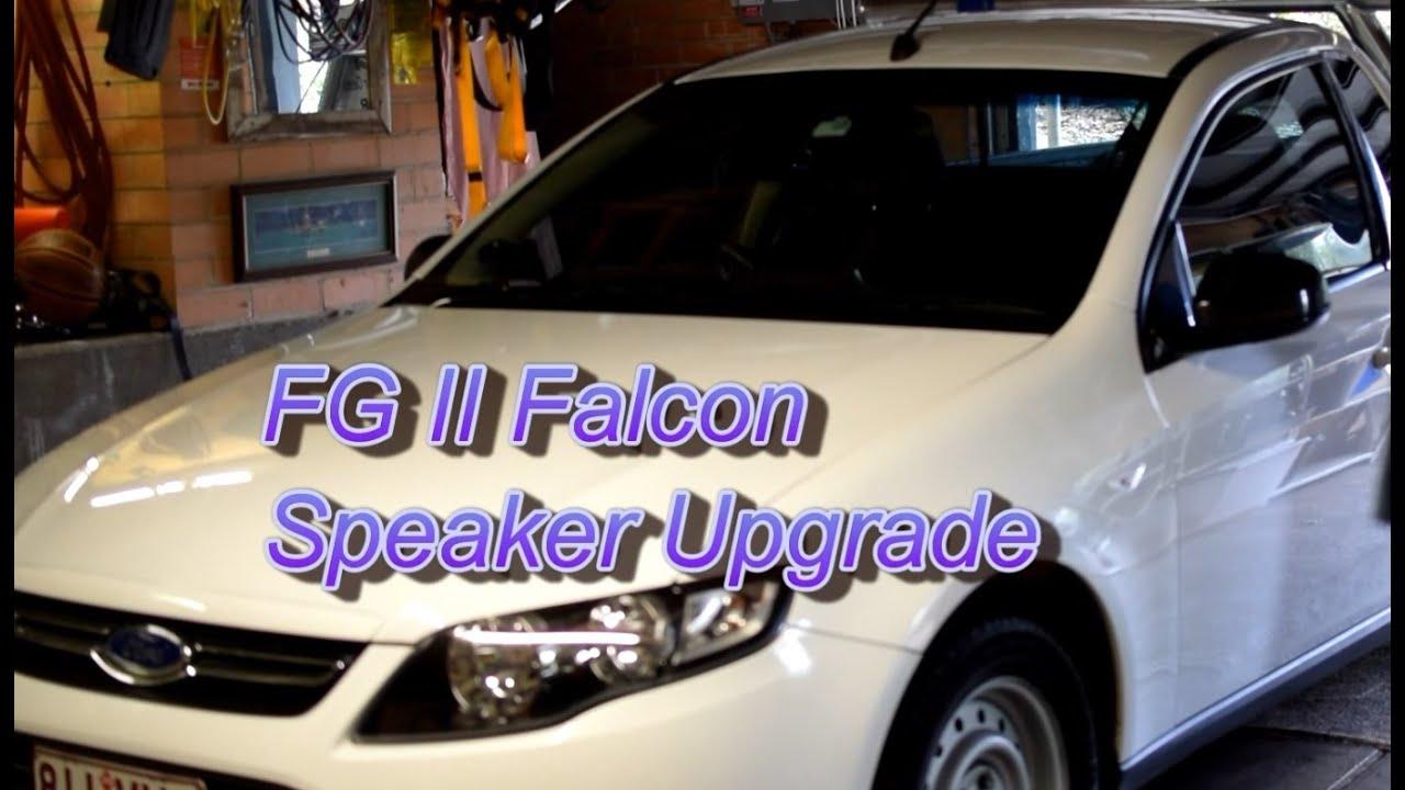 Ford Falcon Fg Speaker