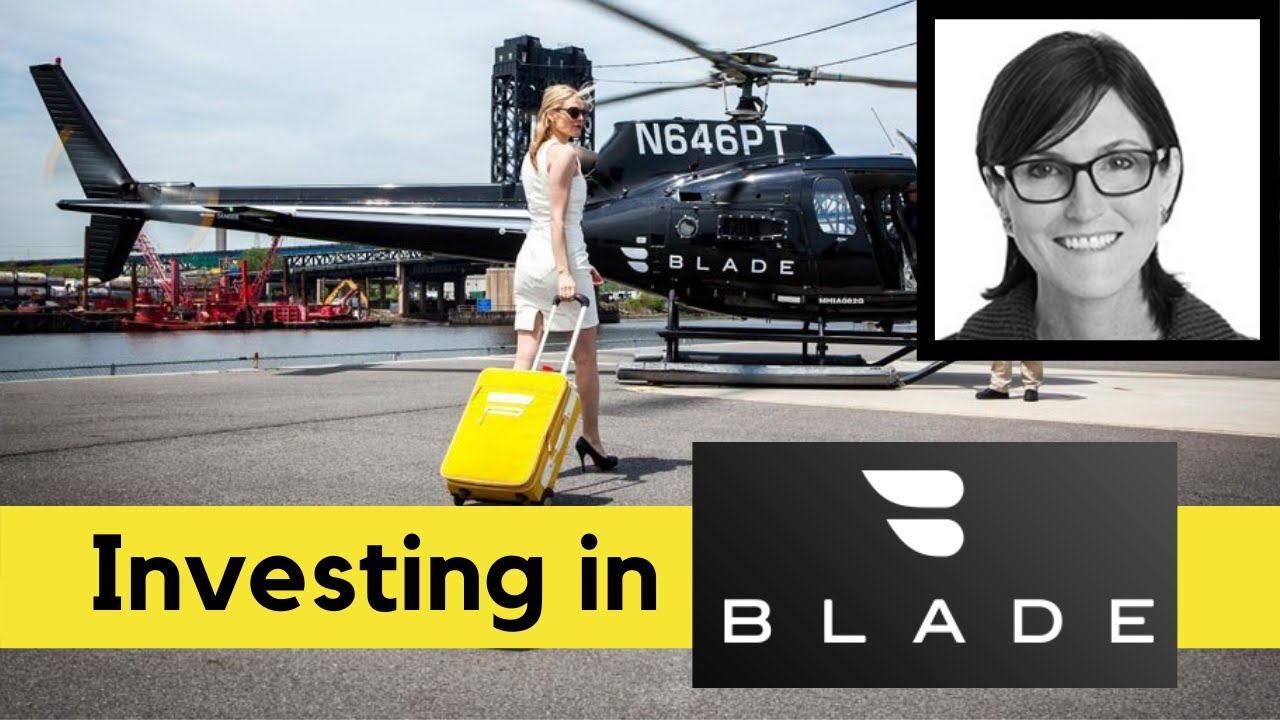 Download Cathie Wood JUST Invested In THE Uber Of The Air   Blade Stock Analysis  (EXPC Stock)