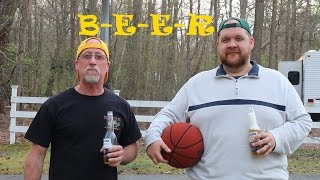 Uncle Larry and Joe Play a Game of B-E-E-R!