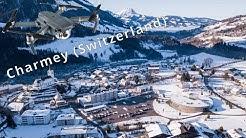 Charmey (Switzerland) - Drone Video - DJI Mavic Pro