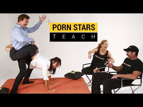 Porn Stars Teach Dads Freaky Positions