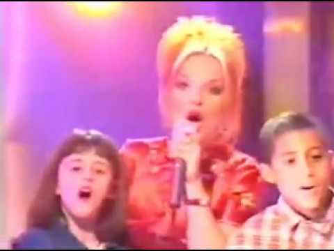 Spice Girls -  Mama (Live @ TOTP 2nd Performance)