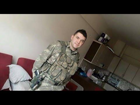 Silahlı saldırıya uğrayan Uzman Çavuş Ziya Sarpkaya şehit oldu