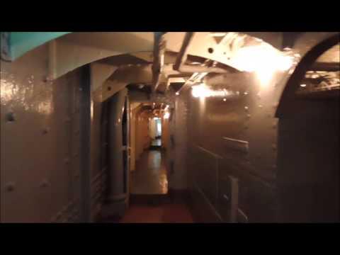 HMS Caroline Crew Quarters Tom