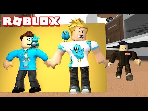 HE'LL NEVER FIND US! | Roblox Hide and Seek EXTREME w/ Gamer Chad! | MicroGuardian
