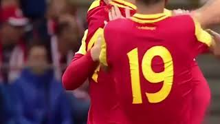 Poland vs Montenegro 4-2 (GOALS HIGHLIGHTS) FIFA WC Qualification UEFA 08-10-2017