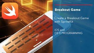 iOS Swift Tutorial: Simple iOS Breakout Game with SpriteKit