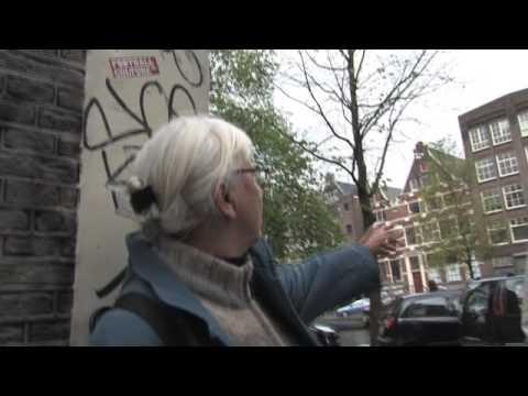 Spinoza manifestatie -  Rondleiding Waterlooplein buurt Amsterdam