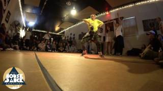 Bay Area House Dance Festival | Abyss Prelims | 2016