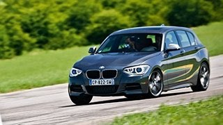 Test Drive BMW M135i xDrive (Option Auto)