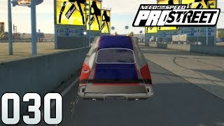 NEED FOR SPEED PROSTREET Part 30 - Wheeliebattle!! (FullHD) / Lets Play NFS ProStreet