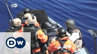 الحكومة الألمانية توافق على توسيع مهمة البحرية الألمانية في المتوسط | الأخبار