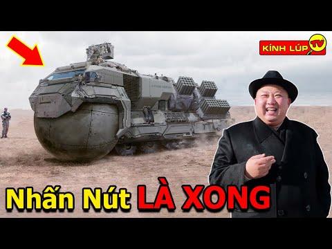 🔥 8 Thứ Bá Đạo Và Điên Rồ Nhất Được Kim Jong Un Sử Dụng Để Bảo Vệ Bản Thân | Kính Lúp TV