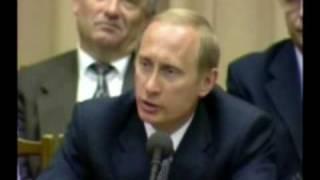 Ложь и лицемерие Путина...