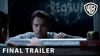 Doctor Sleep - Final Trailer - Warner Bros. UK