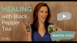 Black Pepper Tea - Ziva Meditation