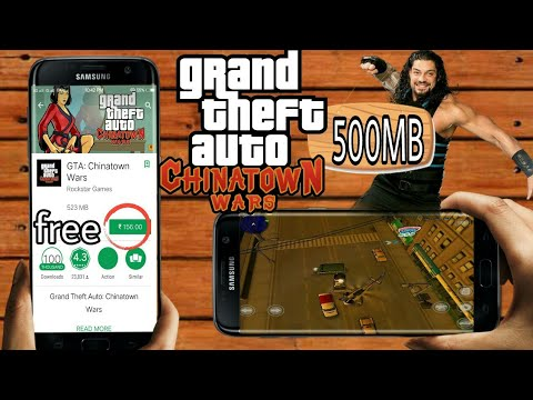 gta chinatown download android 1