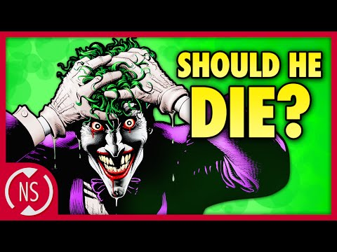 Should Batman KILL Joker?? || Comic Misconceptions || NerdSync