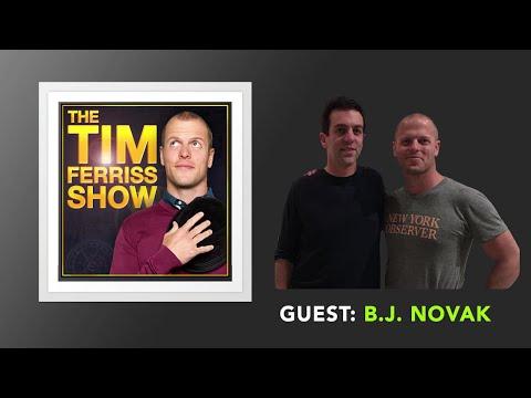 B.J.  Novak  Full Episode  The Tim Ferriss  Podcast