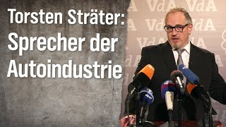 Torsten Sträter: Pressesprecher vom Verbund der Autoindustrie