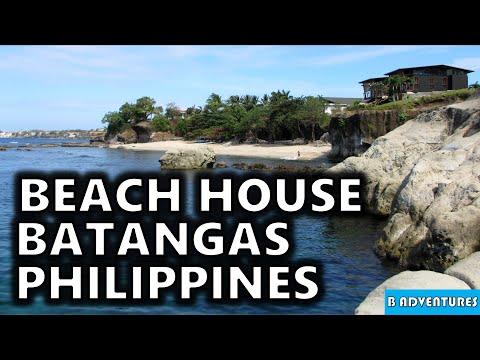 Tali Beach House, Batangas Philippines Travel S1 Ep20