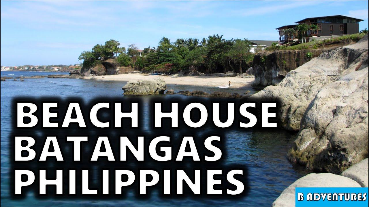 Batangas Tali Beach House Philippines Travel S1 Ep20 Youtube