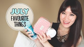 BunnieLoves: Ep. #12 | July Favourites Thumbnail