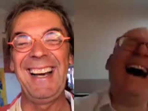 Graham Laughter with Roland