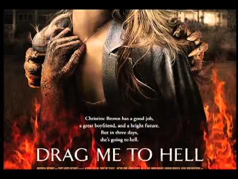 drag me to hell poster analaysismp4 youtube