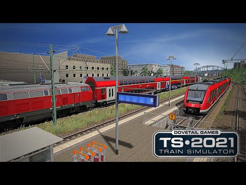 TS 2021   Was ist neu im Train Simulator 2021? ☆ Let's Play Train Simulator 2021