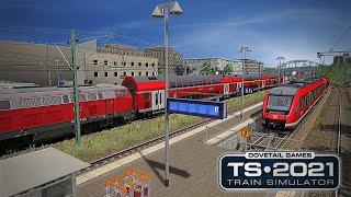 TS 2021   Wąs ist neu im Train Simulator 2021? ☆ Let's Play Train Simulator 2021