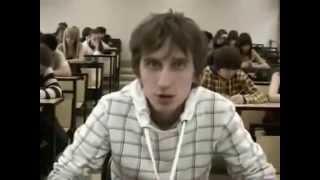 Приколы из студенческой жизни на экзамене.