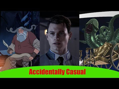 Accidentally Casual: A Gaming Podcast (Episode 4 - Gaming Club Origins)