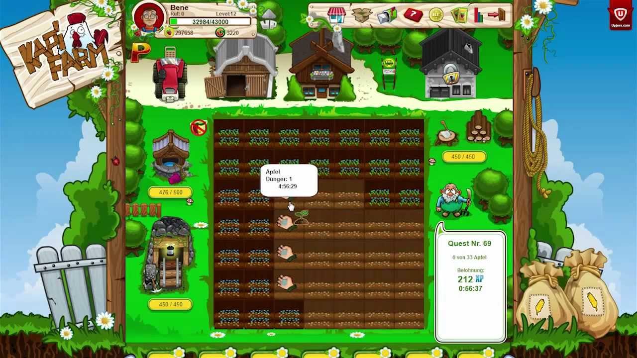 Farm Spiele