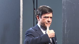 【わたしのU-23 PR】川平慈英が東京五輪世代にエール!<メイキング風景>