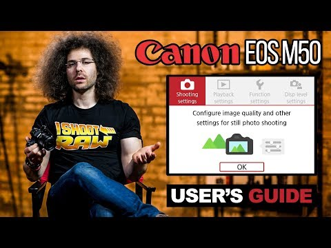 Canon EOS M50 User's Guide