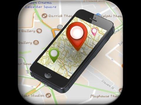 GPS Navigation Maps Tracker Satellite View Llive